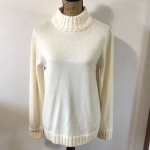 The limited cozy cowl neck sweater. Size Large.